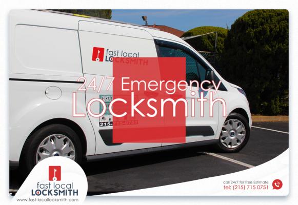 Emergency Car Locksmith Service in Philadelphia