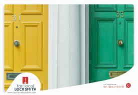 Philadelphia Locksmith: Front Door Lock Replacement