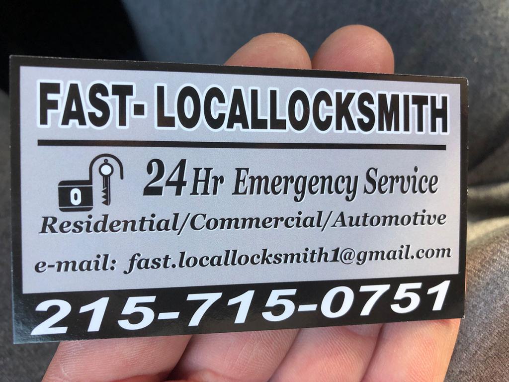 Fast-locallocksmith